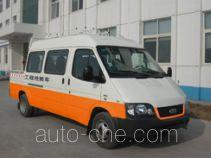 Jiuzhou SYC5040XGQ engineering rescue works vehicle