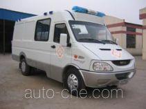 九州牌SYC5045XJH型救护车