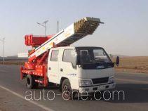 Shencheng SYG5040TBA ladder truck