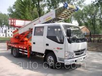 Shencheng SYG5040TBJ ladder truck