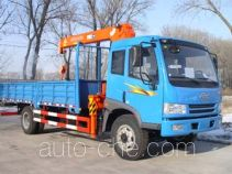 Shencheng SYG5122JSQ truck mounted loader crane