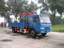 Shencheng SYG5140JSQ truck mounted loader crane