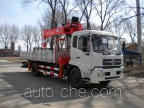 Shencheng SYG5160JSQ truck mounted loader crane