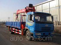 Shencheng SYG5161JSQ truck mounted loader crane