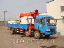 Shencheng SYG5171JSQ truck mounted loader crane