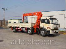 Shencheng SYG5250JSQ truck mounted loader crane