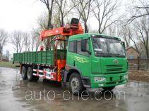 Shencheng SYG5251JSQ truck mounted loader crane