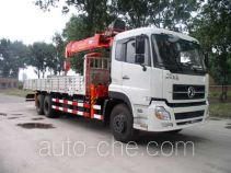 Shencheng SYG5252JSQ truck mounted loader crane