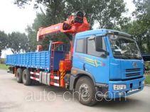 Shencheng SYG5253JSQ truck mounted loader crane