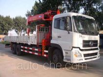 Shencheng SYG5254JSQ truck mounted loader crane