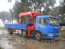 Shencheng SYG5255JSQ truck mounted loader crane