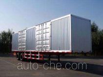 Shencheng SYG9280XXY box body van trailer