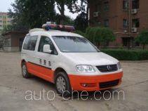 Luwei SYJ5020XXC patrol car