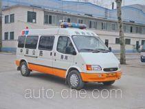 鲁威牌SYJ5030XLZ型路政车