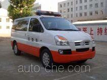 Luwei SYJ5030XXC patrol car