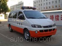 Luwei SYJ5031XXC patrol car