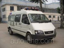 Luwei SYJ5032XXC patrol car