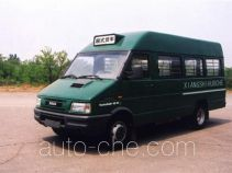 鲁威牌SYJ5040XXY型厢式运输车