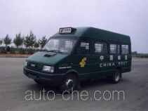 鲁威牌SYJ5040XYZB型邮政车