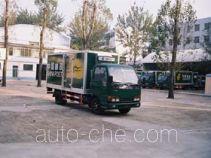 鲁威牌SYJ5043XYZ型邮政车