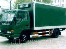 鲁威牌SYJ5050XXY型厢式运输车