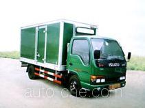 鲁威牌SYJ5051XXY型厢式运输车