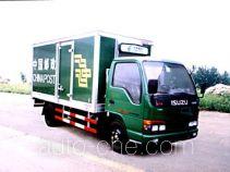 鲁威牌SYJ5051XYZ型邮政车