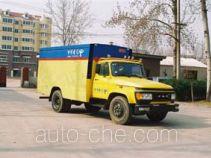 鲁威牌SYJ5102XGC型工程车