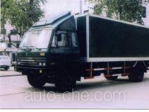 鲁威牌SYJ5110XXY型厢式运输车