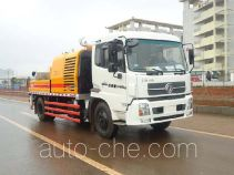 Sany SYM5128THB truck mounted concrete pump