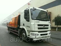 Sany SYM5129THB truck mounted concrete pump