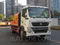 Sany SYM5151THB truck mounted concrete pump