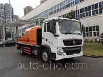 Sany SYM5161THB truck mounted concrete pump
