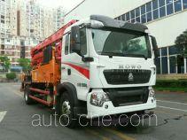 三一牌SYM5190THBDZ型混凝土泵车