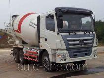 三一牌SYM5253GJB2E型混凝土搅拌运输车
