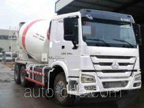 三一牌SYM5255GJB1DZ型混凝土搅拌运输车