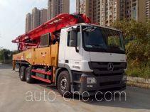 三一牌SYM5330THBEB型混凝土泵车
