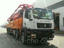 三一牌SYM5491THBDZ型混凝土泵车