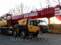 Sany STC1000C SYM5553JQZ(STC1000C) truck crane