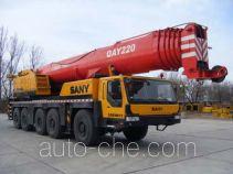 Sany  QAY220 SYM5600JQZ (QAY220) автокран повышенной проходимости
