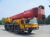 Sany  SAC1600 SYM5606JQZ (SAC1600) автокран повышенной проходимости