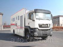 Sany SYN5140XYQ автомобиль с аппаратурой