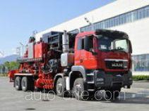 Sany SYN5310THS sand blender truck