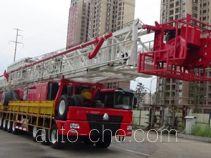 三一牌SYN5790TZJ型钻机车