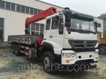 Sany SYP5250JSQZQ truck mounted loader crane