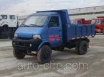 Suizhou SZ2805CD low-speed dump truck