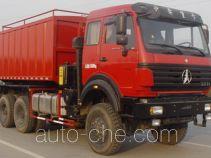 Sizuan SZA5250TYA10 fracturing sand dump truck