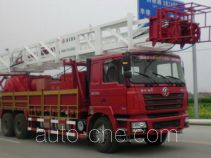Sizuan SZA5251TXJ70 well-workover rig truck