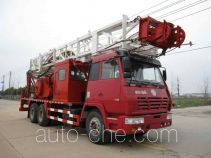 Sizuan SZA5260TXJ50 well-workover rig truck
