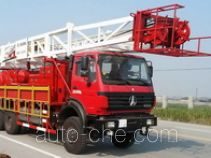 Sizuan SZA5311TXJ75 well-workover rig truck